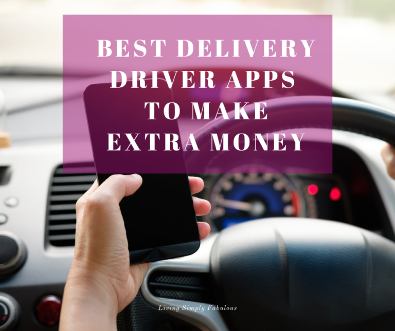Looking for a great side hustle that will allow you to use your car and set your own hours? Consider becoming a delivery driver. Here are a few of the best delivery driver apps that will help you to make extra money.